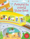 child travel sticker book