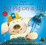 Teaching Phonics Book - Big Pig on a Dig