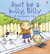 behavior book - don't be a bully billy