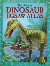 Dinosaur Jigsaw Puzzle Atlas