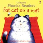 Teaching Phonics Book - Fat Cat