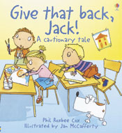 behavior book - give that back jack