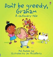 behavior book - don't be greedy graham