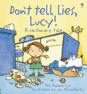 behavior book - don't tell lies lucy