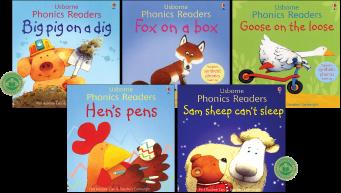 teaching phonics book set