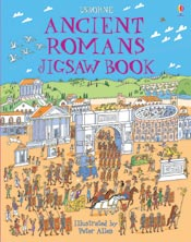 romans Jigsaw Book