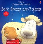Teaching Phonics Book - Sam Sheep Can't Sleep