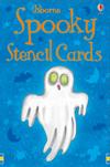 spooky stencil surprise