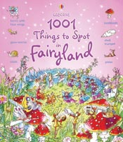 Fairy book - 1001 things to spot