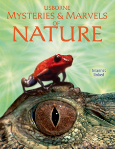Mystery Marvels of Nature book