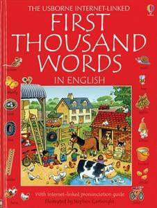 first-thousand-words-english